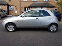 FORD KA 2004 MODEL MOT TILL MARCH 2018, SELLING ON BEHALF OF FRIEND.