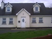 dormer bungalow for rent near camlough lake