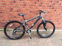 "SILVERFOX DARK ANGEL Mountain bike 26"" BARGAIN"