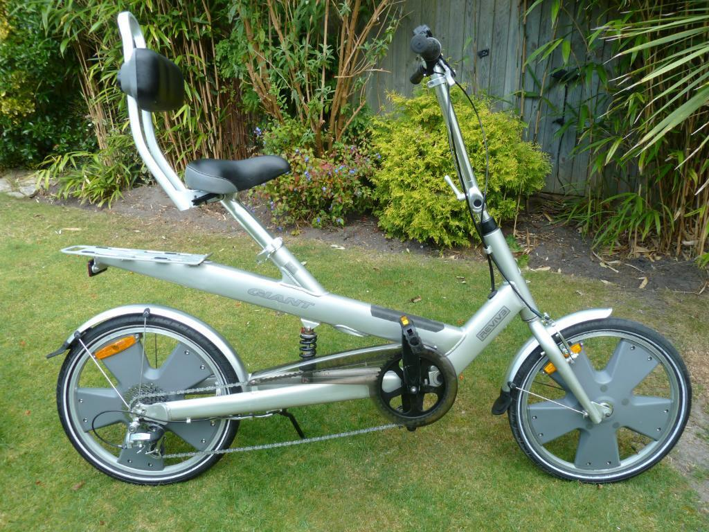 Giant Revive Dx Ezb Semi Recumbent Bike In Poole Dorset Gumtree
