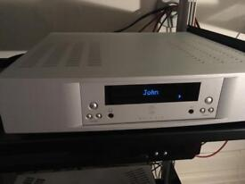 Linn majik DSM digital music streamer amplifier all in one