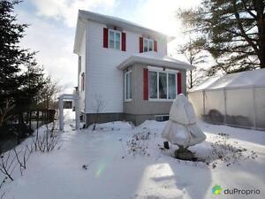 170 000$ - Maison 2 étages à vendre à St-Gilles