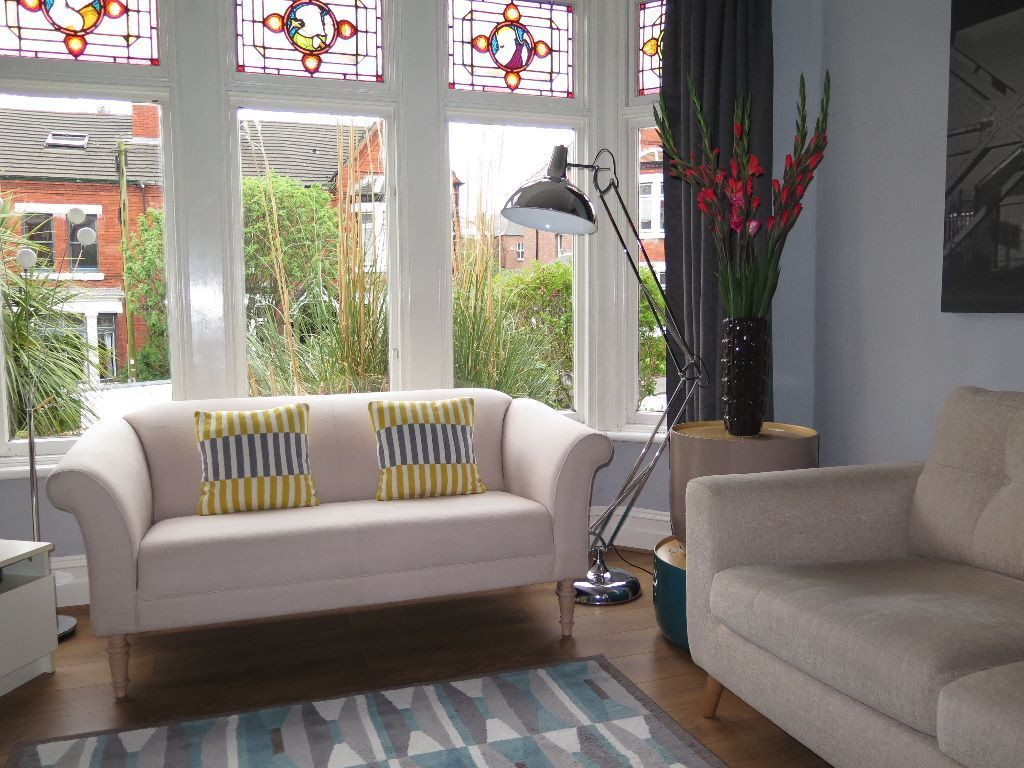 John Lewis Living Room Furniture Cream Linen John Lewis Molly 2 Seater Sofa Excellent Condition
