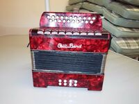 Ceili Band Accordion good learner accordion