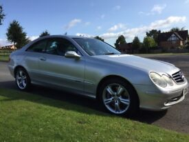 Mercedes CLK500 Avenguard 3 owners Full service History