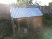 hen house coop