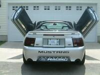 RARE FIND!! 2001 Mustang GT Supercharged Convertible