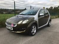 2005 SMART FORFOUR 1.1 HATCHBACK FULL 12 MONTHS MOT