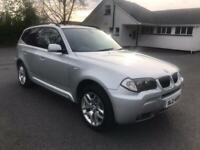 BMW X3 M-Sport 3.0 D Auto