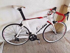 Cervelo S5 racing bike