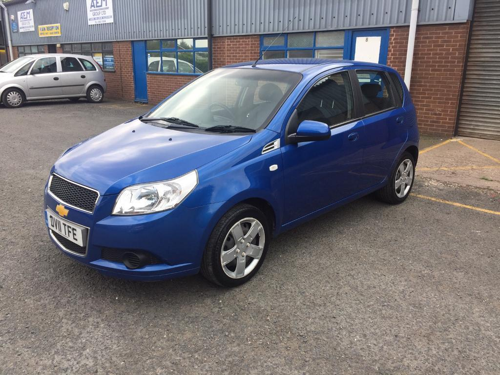 2011 chevrolet aveo 1 2 ls in st georges shropshire gumtree. Black Bedroom Furniture Sets. Home Design Ideas
