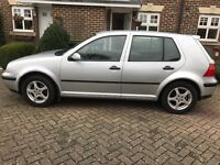 Vw golf 1.9 tdi automatic 2003 p-ex welcome