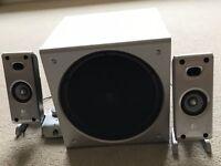 Logitech Z3 2.1 40W Premium Speaker System