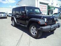2007 Jeep Wrangler Unlimited X TOIT DUR ET TOIT MOU