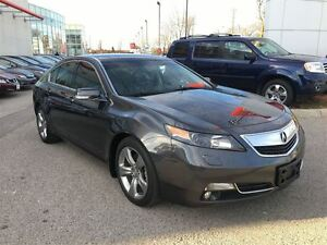 2012 Acura TL AWD | LEATHER | SUNROOF | CLEAN CARPROOF |