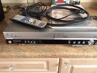Panasonic DVD/ video combo