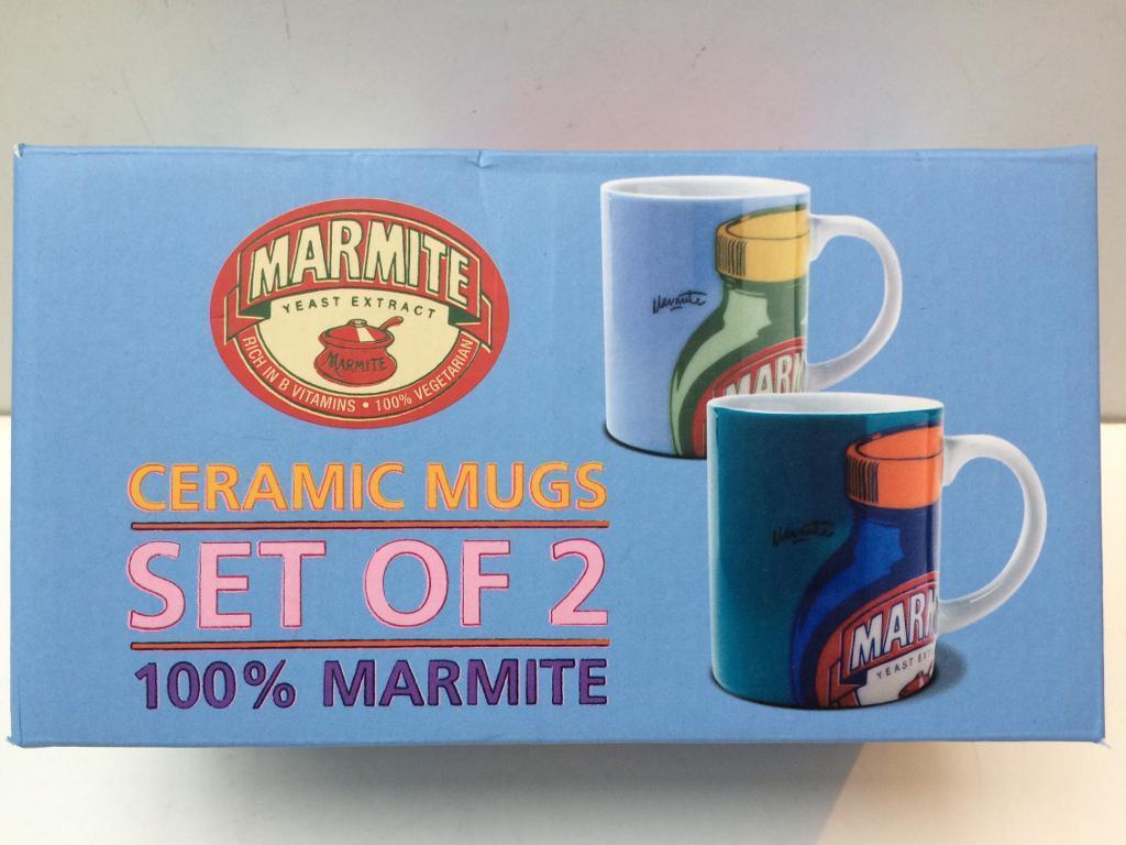 NEW MARMITE MUG SET x2 | in Longlevens, Gloucestershire | Gumtree