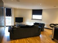 Executive city centre flat to rent- secure underground parking included