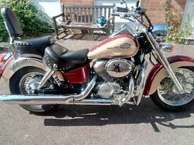 Honda Shadow Ace, swap/px for another bike