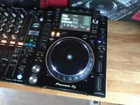 WANTED - Pioneer DJ Equipment - CDJ 2000 Nexus Djm 900 NXS2 XDJ 1000 XDJ RX