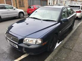 Volvo S80 T6. 2.8l twin turbo. 280bhp