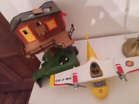 Playmobile tree house