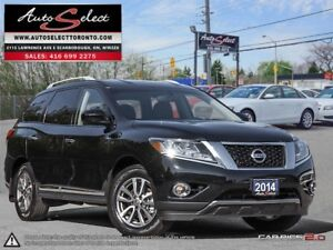2014 Nissan Pathfinder 4x4 ONLY 98K! **BACK-UP CAMERA** **CLE...