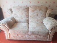 Sofa and chair free to collect