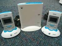 BT phone Aqua #25876 £20