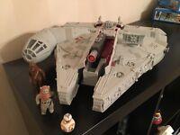 Large Star Wars Toys - Bundle