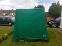Sunncamp handy/storage tent
