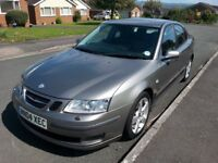 SAAB 93 2.0t Vector Saloon Auto . Good Condition . Full Service History. MoT to September 2018