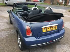 2004 MINI ONE , CONVERTIBLE , 1.6