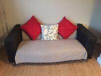 IKEA Klippan two seater sofa. PRICE DROPPED! NOW £35 OR OPEN TO ANY OFFERS!