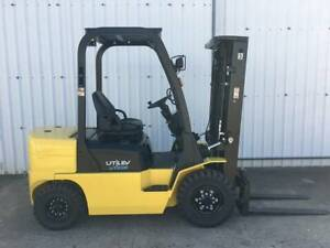 Run-out Special 2.5T Diesel Counterbalance Forklifts Springvale Greater Dandenong Preview
