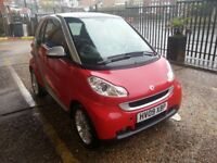 Smart Diesel Fortwo Passion CDI Auto Coupe 2009
