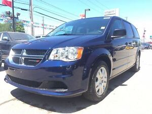 2017 Dodge Grand Caravan NEW, SXT, Stow n Go