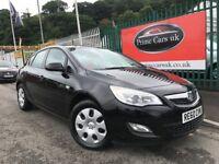 2011 (60 reg) Vauxhall Astra 1.7 CDTi ecoFLEX 16v Exclusiv 5dr Hatchback Turbo Diesel 6 Speed Manual