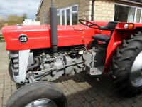 MF 135 Vintage Tractor. Good working order