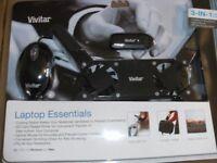 VIVITAR LAPTOP ESSENTIALS PACK (New & Boxed)