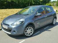 2009 59 RENAULT CLIO 1.5 DCI DYNAMIQUE*LOW MILES*LADY OWNED*R.TAX-£30+CHEAP TAX+INS#CORSA#MEGANE