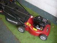 MOUNTFIELD PETROL LAWNMOWER 18