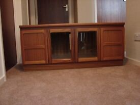 Nathan Teak Tv unit