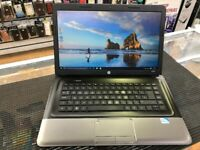 HP 650 Laptop Intel Core 2 Duo 2.30GHz / 4GB / 160GB / 15.6 inch / WINODWS 10