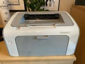 HP LaserJet Printer + Cartridge