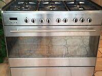 CDA Range Cooker- Spares or repair