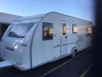 Adria 2007/6 berth excellent condition throughout motor mover