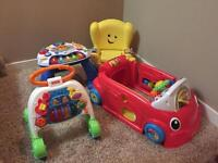 Lot of baby toys PEACE RIVER