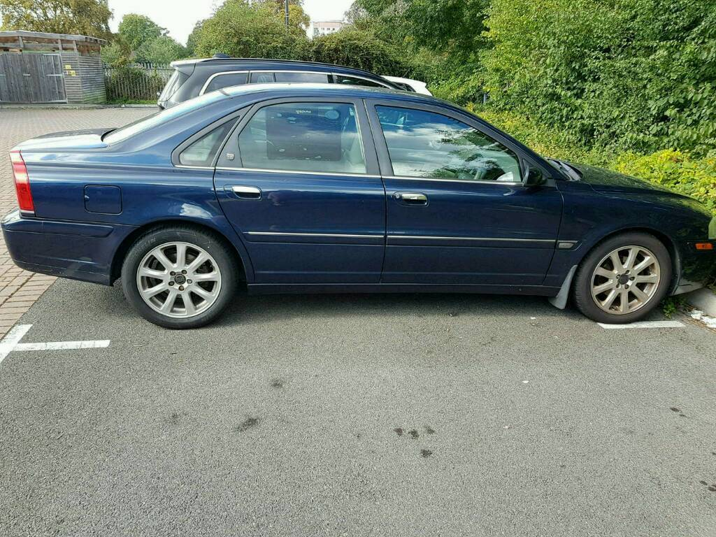 MOT 11 Months Volvo s80 D5 executive