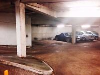 Private Underground Secure Parking Space in central Beaconsfield - next to train station